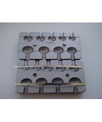 Форма для чебурашек FM-174