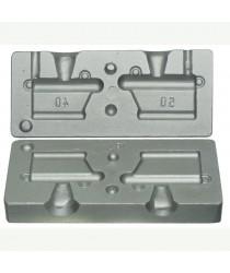 Форма для грузил FM - 167