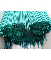 Пластиковые трубки для скользящих грузил 25см.