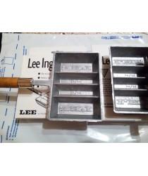 Форма LEE для литья свинцовых слитков.
