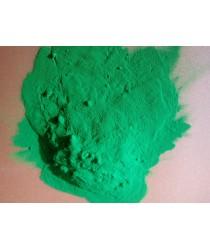 Порошковая краска цвет ярко зеленый  ( 200гр )