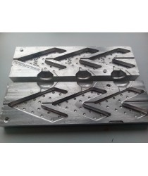 Форма для литья грузил - Ласточкин хвост 160, 180, 200гр